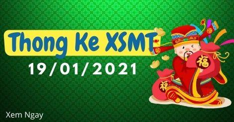 Thống kê XSMT thứ 3 ngày 19/01/2021 - Phân tích KQ miền Trung hôm nay