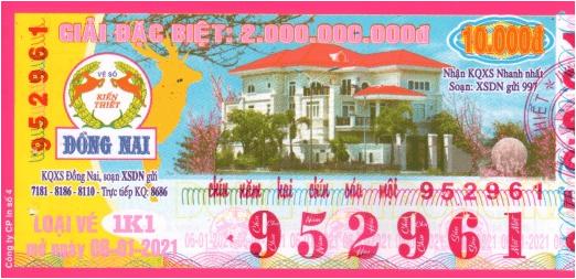 vé số đồng nai bán trở lại
