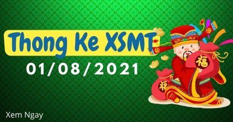 Thống kê XSMT chủ nhật ngày 01/08/2021 - Phân tích KQ miền Trung hôm nay